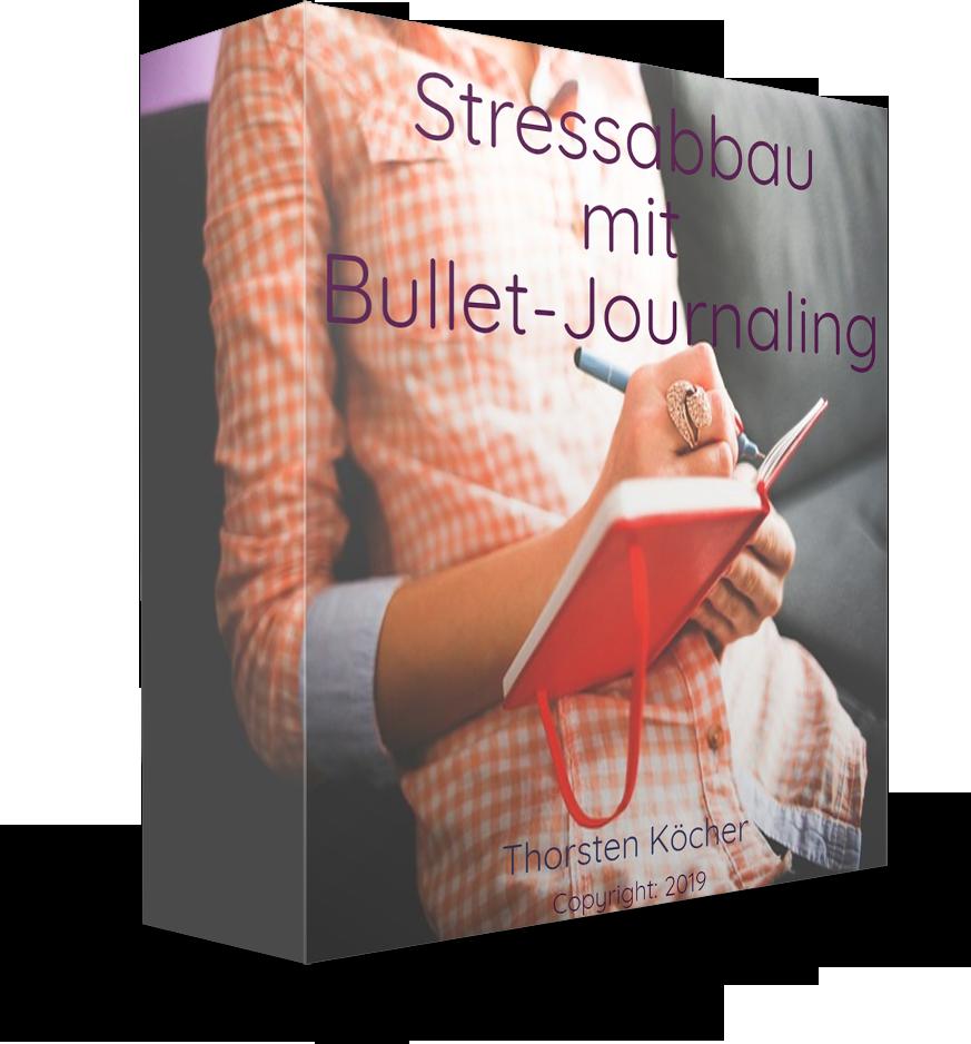 Stressabbau mit Bullet-Journaling
